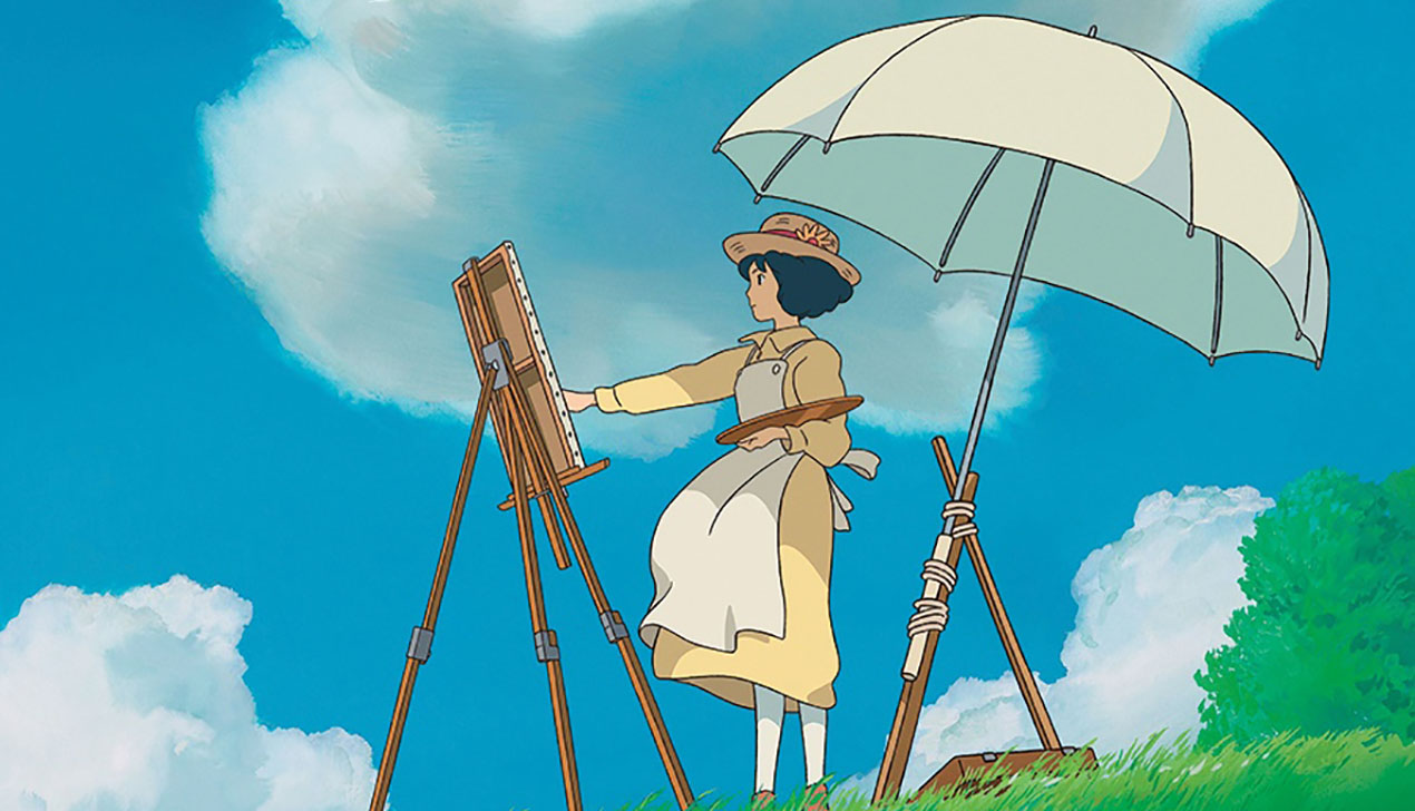 В Минске покажут фильм японского режиссера Хаяо Миядзаки «Ветер крепчает»