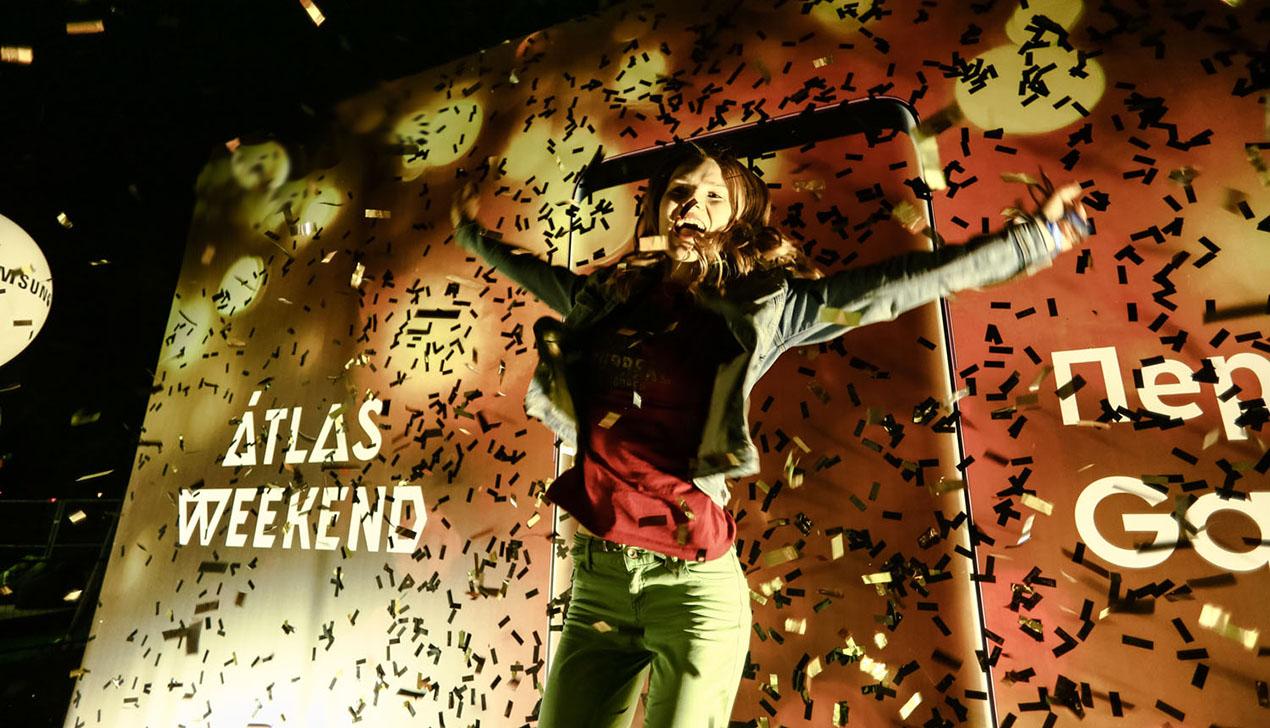 «Большой» weekend на Atlas Weekend