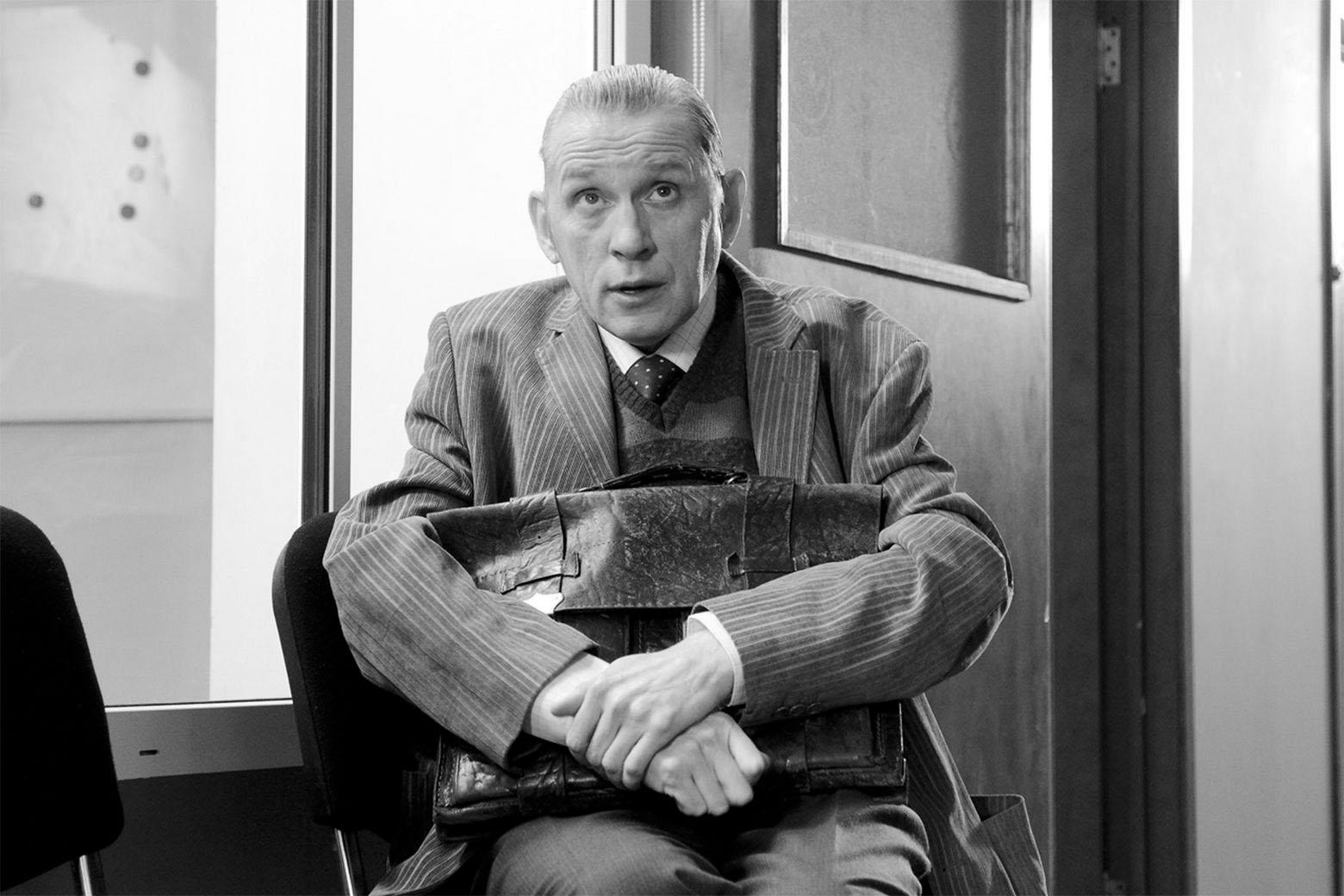 Актёр и музыкант Олег Гаркуша