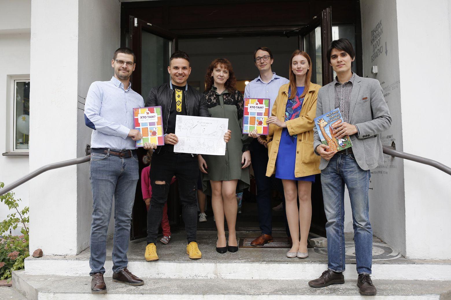 Проект «Скарбонка гульняў» при поддержке velcom