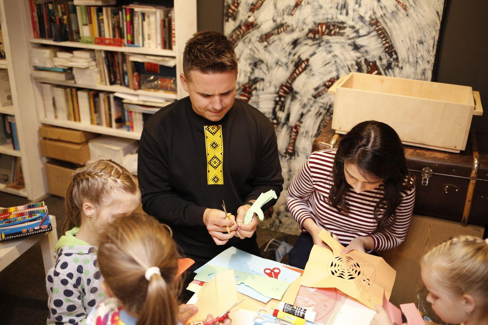 «Скарбонка гульняў» обучает детей белорусскому языку через игру