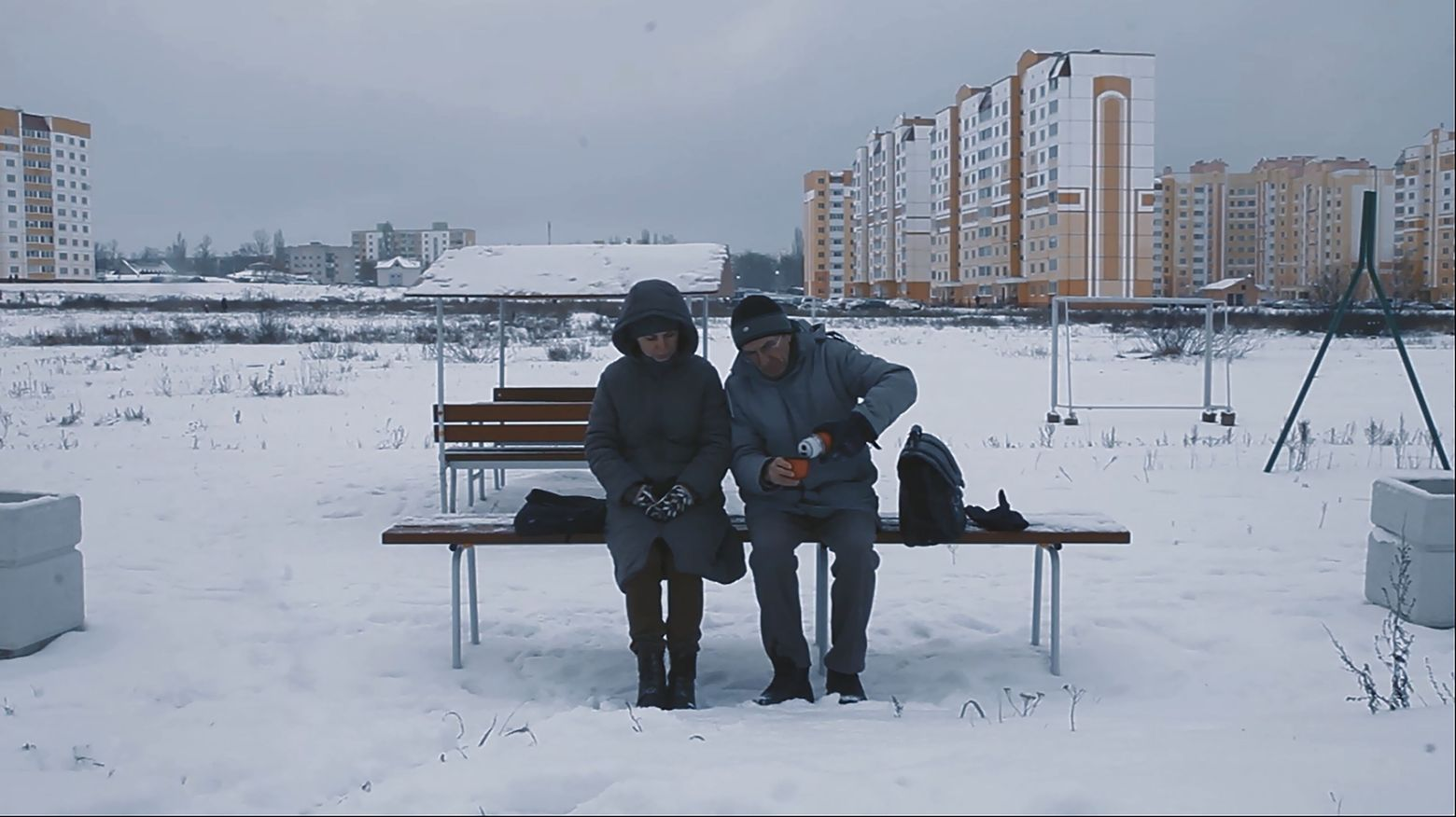 Фильм Юлии Шатун «Завтра»