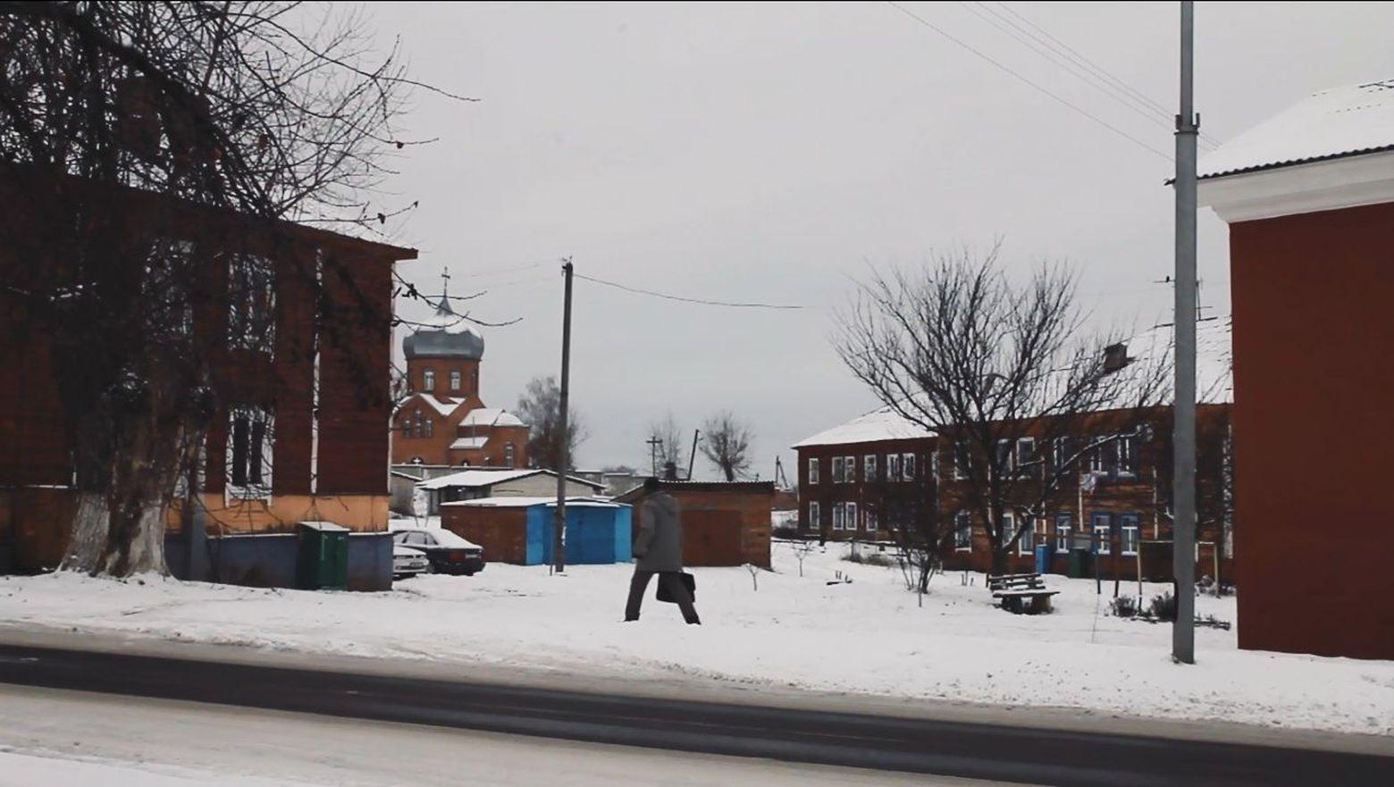 Кадр из фильма Юлии Шатун «Завтра»