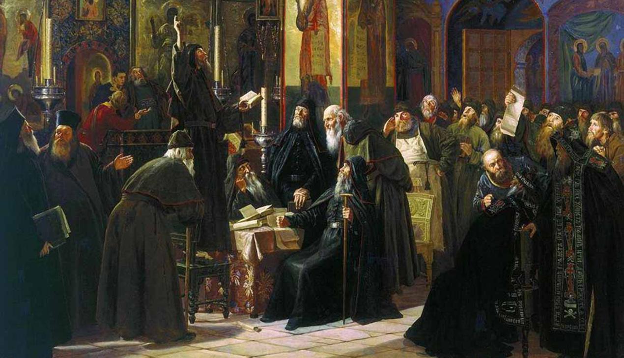 Духовные скрепы и расколы православия