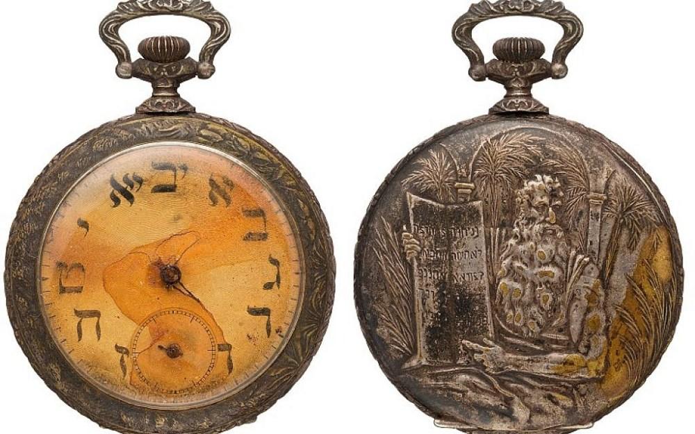"""часы с затонувшего """"Титаника"""""""