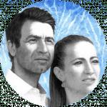 Бьорндален и Домрачева