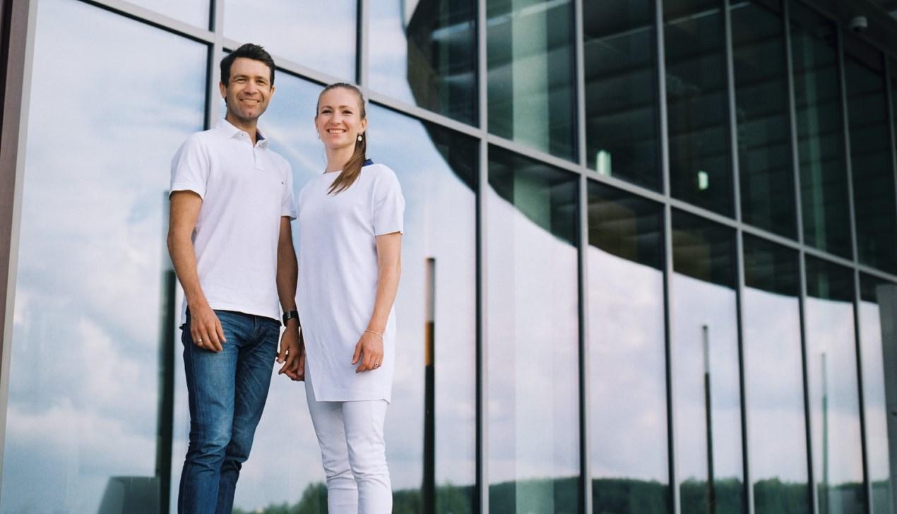Дарья Домрачева и Уле-Эйнар Бьорндален: «Просто настал момент, когда нужно было принять решение»