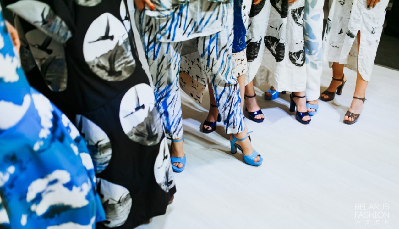 Belarus Fashion Week: яркие имена и фото. Часть 2