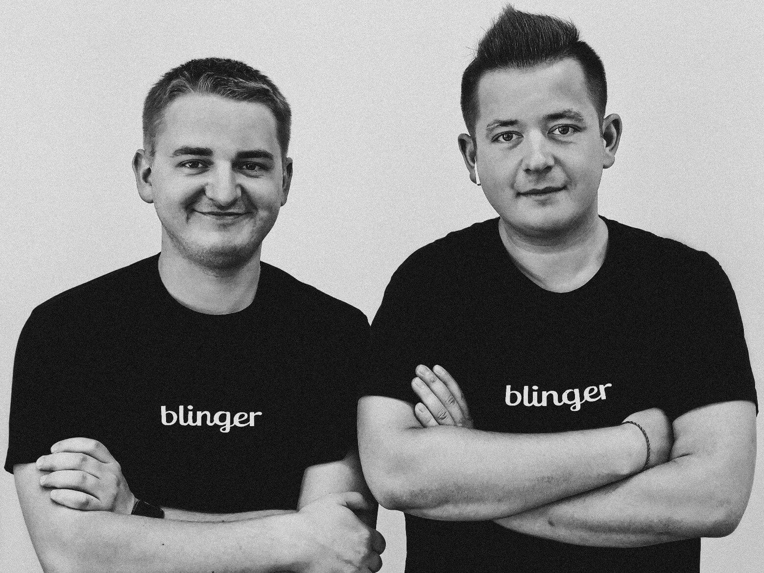 Бессчастнов и Михайловский, blinger.io