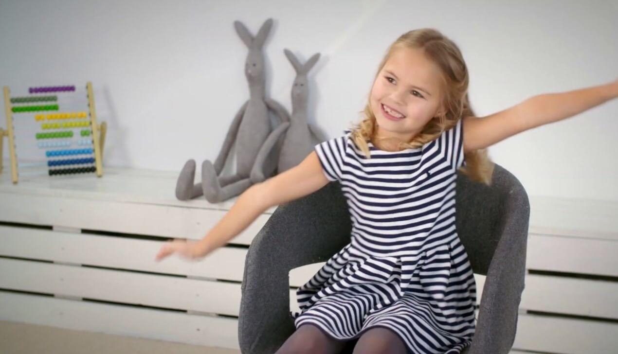 В Беларуси представили социальный ролик о детском зрении