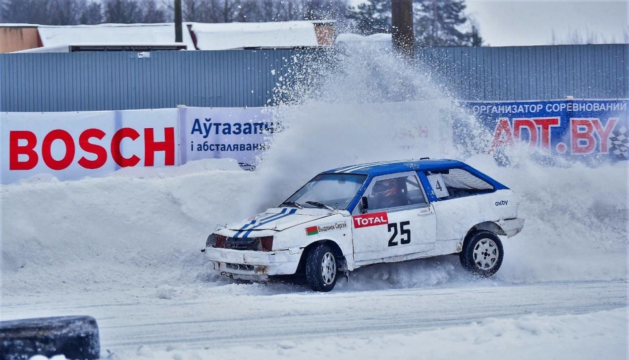 Определился победитель 12-го Кубка «Роберт Бош» по зимним трековым автогонкам
