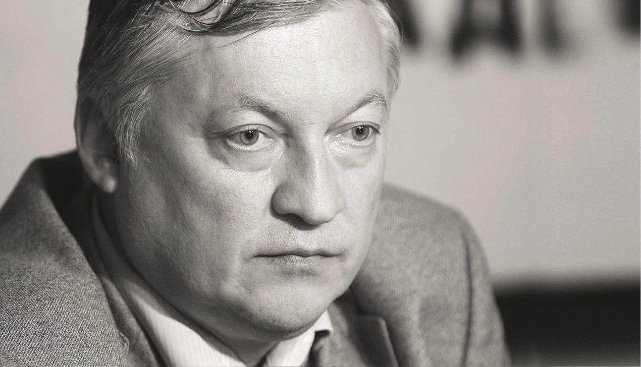 Анатолий Карпов: «Интернет — это новое дыхание для шахмат»
