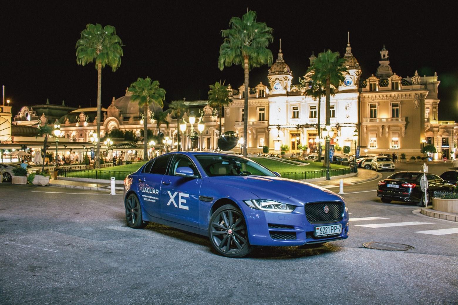 Монако, Jaguar travel