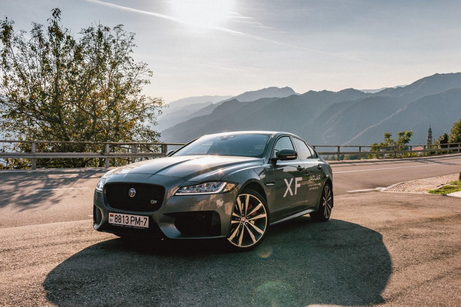 Монако, Jaguar - репортаж