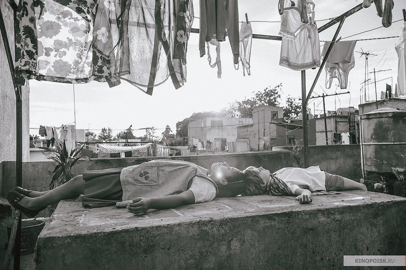 фильм Рома, Альфонсо Куарон, кадр из фильма