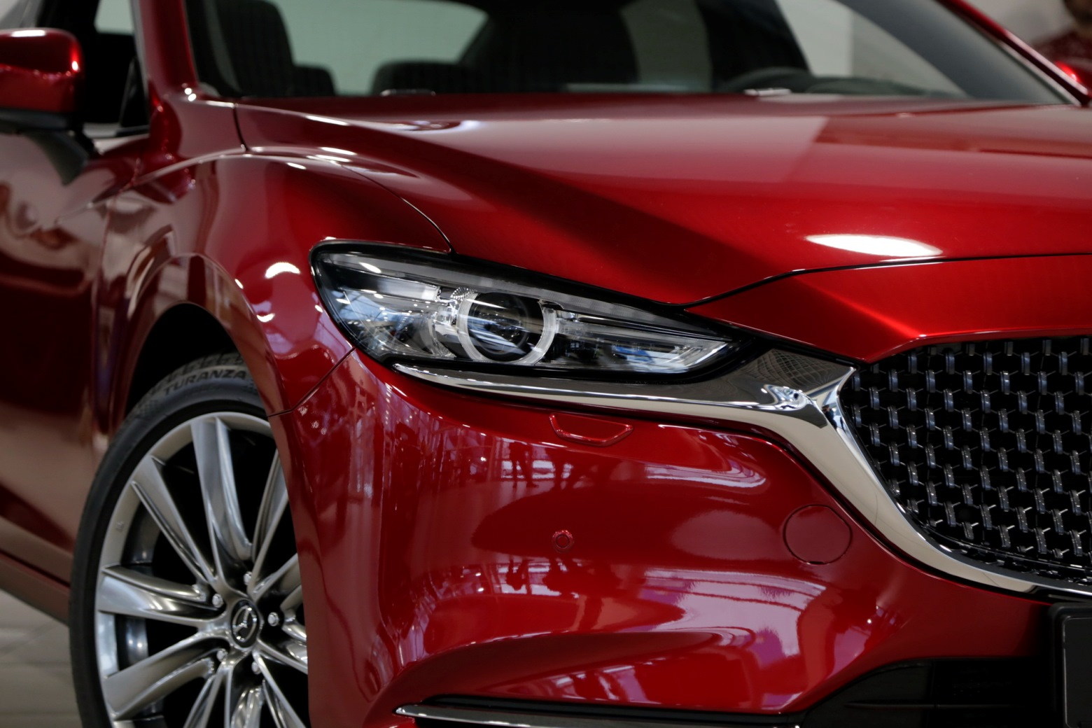 Mazda6 презентация
