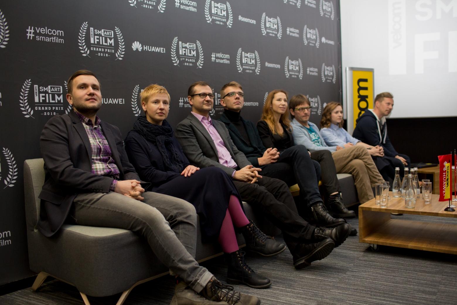 velcom Smartfilm жюри конкурса