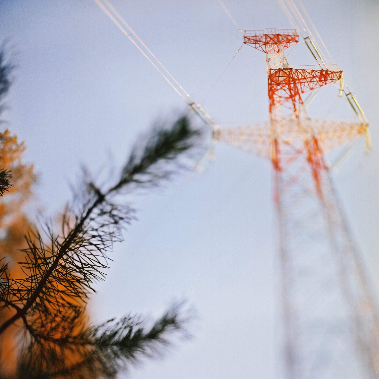 АЭС, фото Максим Шумилин