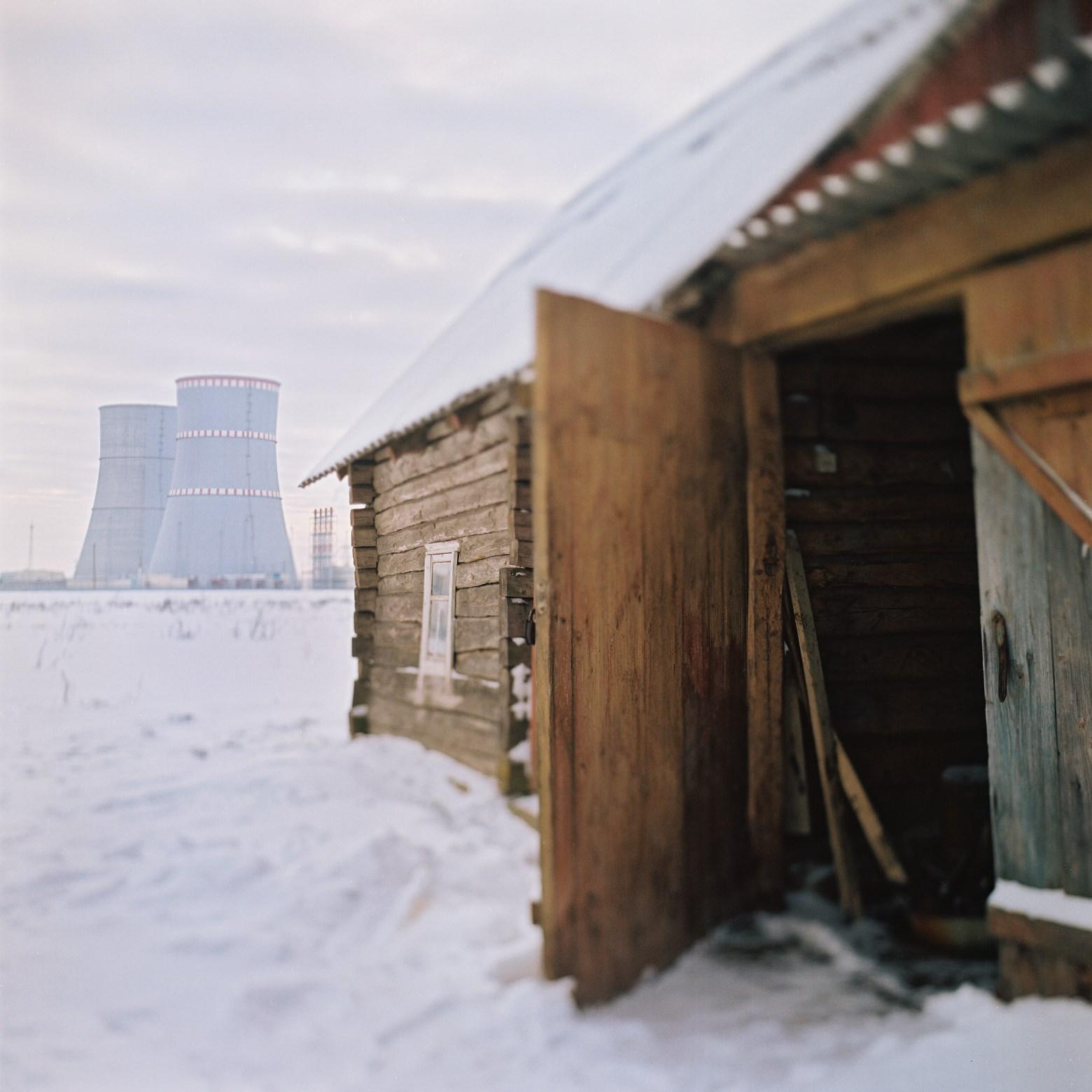 БелАЭС, репортаж. фото Максим Шумилин