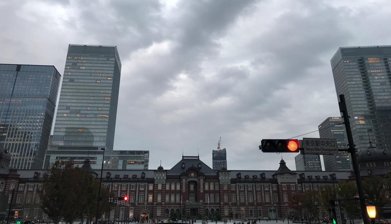 В погоне за восходящим солнцем.«Большое погружение» в Японию
