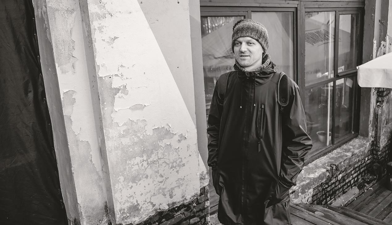 Вызов Олега Клейменова: сделал медиа искусством