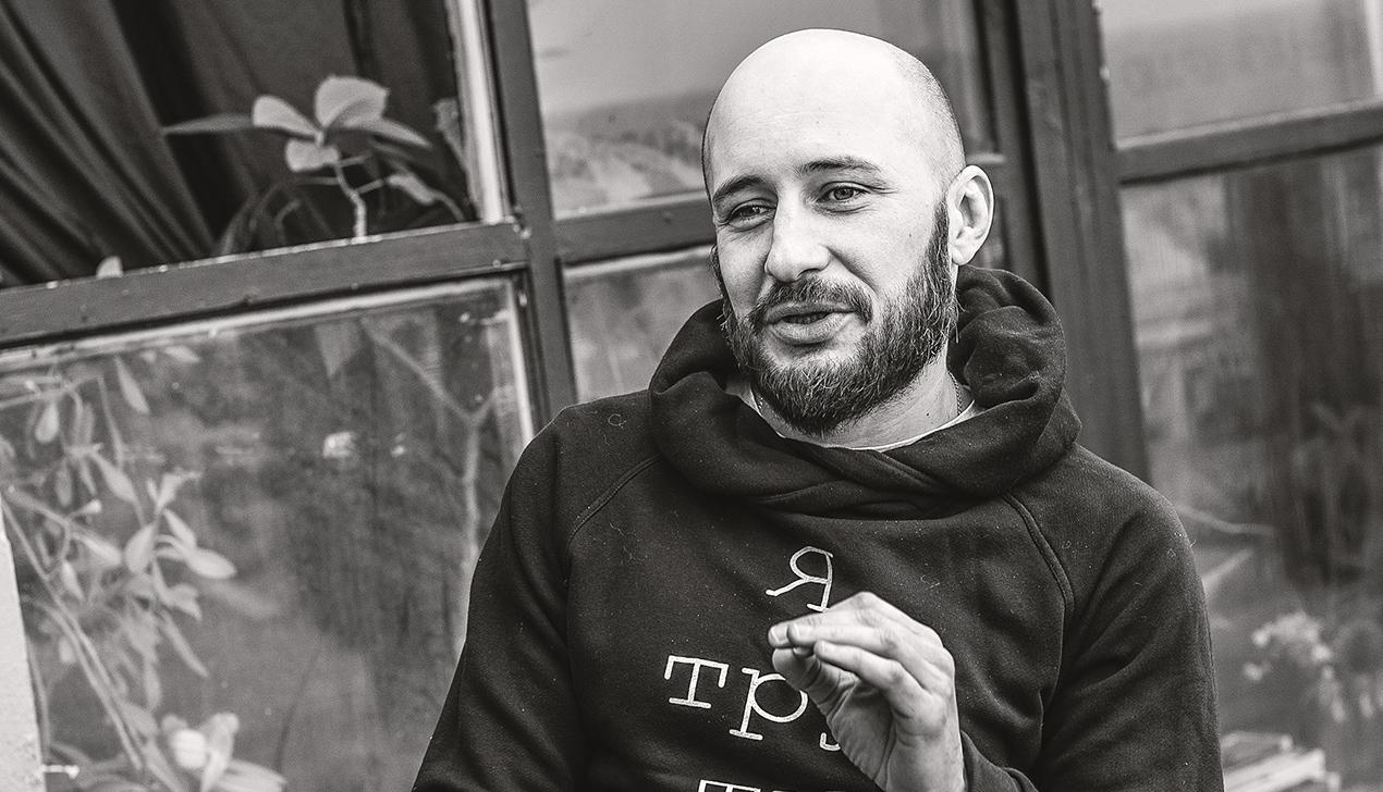 Вызов Алексея Лосика: от гопника — к художнику