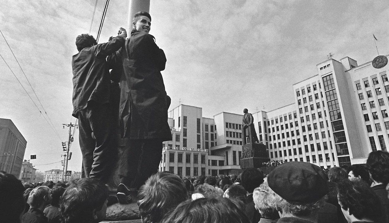 «Змена»: смотрим документальные фотографии Сергея Брушко