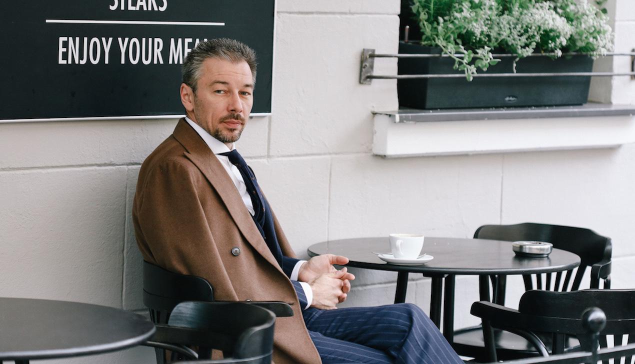 Террасы нашего города. Дмитрий Заболотный & News Café