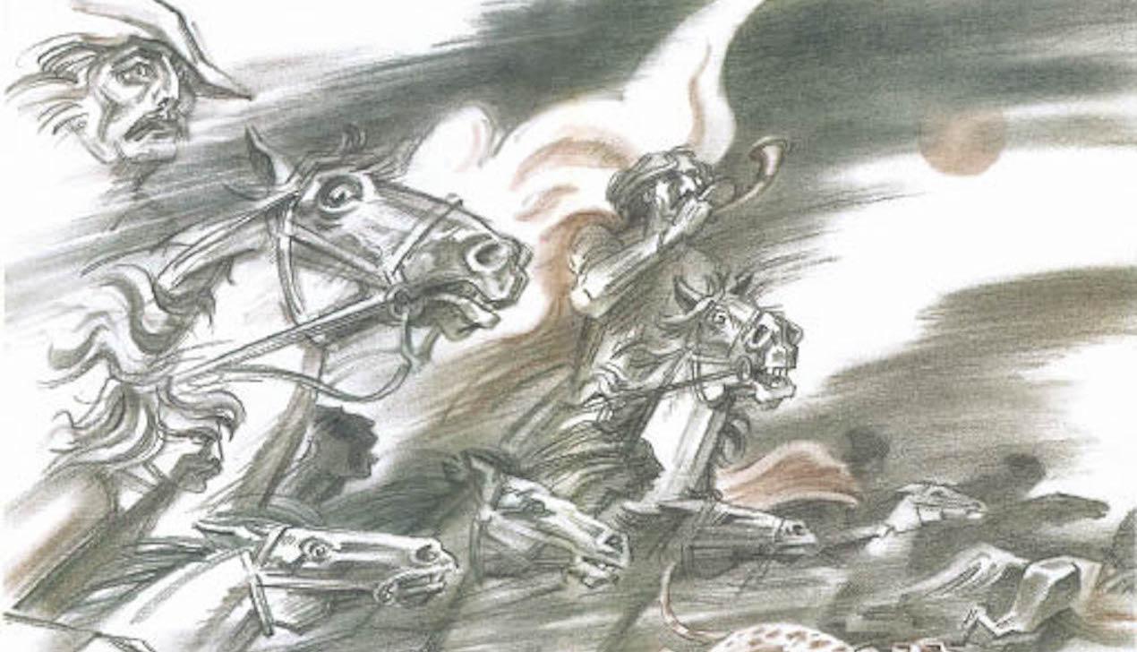 «Дзiкае паляванне караля Стаха» можно будет почитать на китайском языке