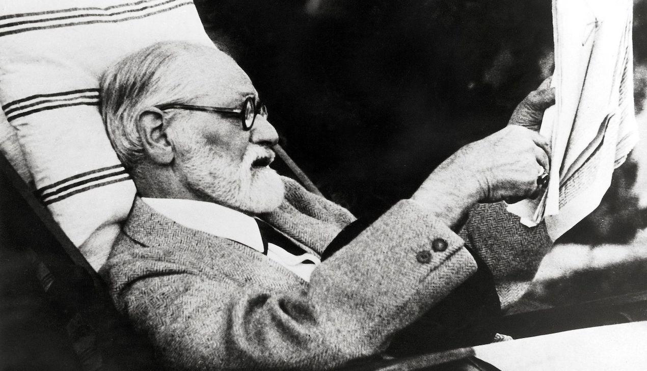 Зигмунд Фрейд: «Прежде чем диагностировать у себя депрессию и заниженную самооценку, убедитесь, что вы не окружены идиотами»