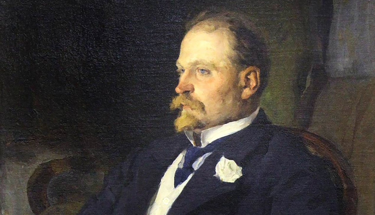 Национальный художественный музей презентовал книгу о Витольде Бялыницком-Бируле