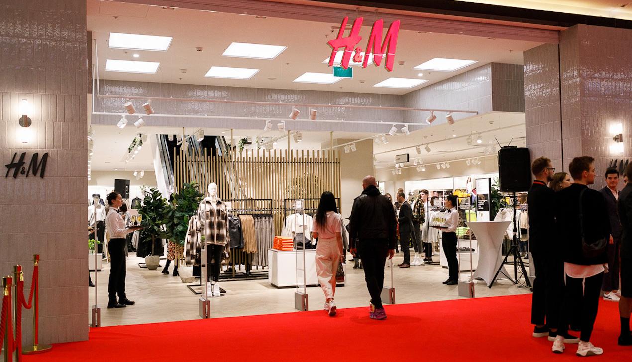 Первый H&M в Минске откроется уже завтра!