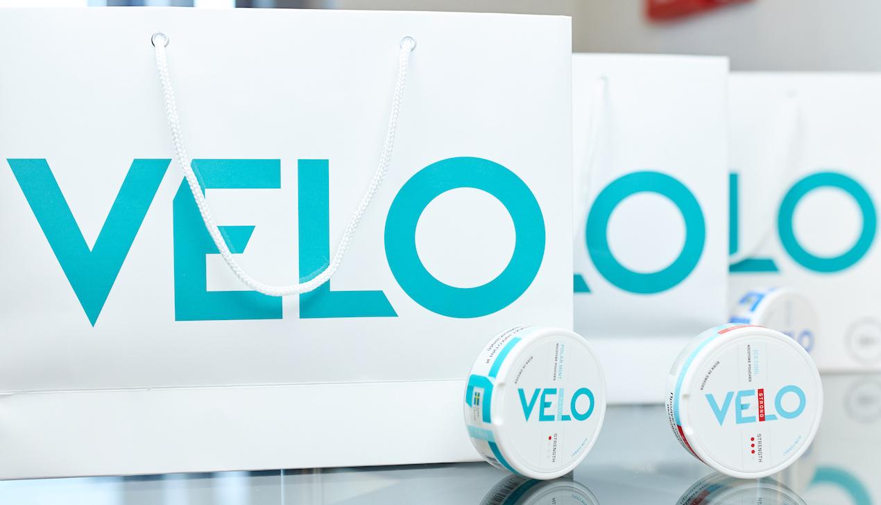 В Беларуси презентовали VELO – новинку для курильщиков