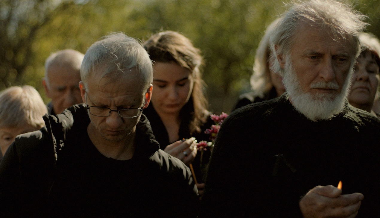 Фильм «Отец» откроет 26-й «Лістапад»