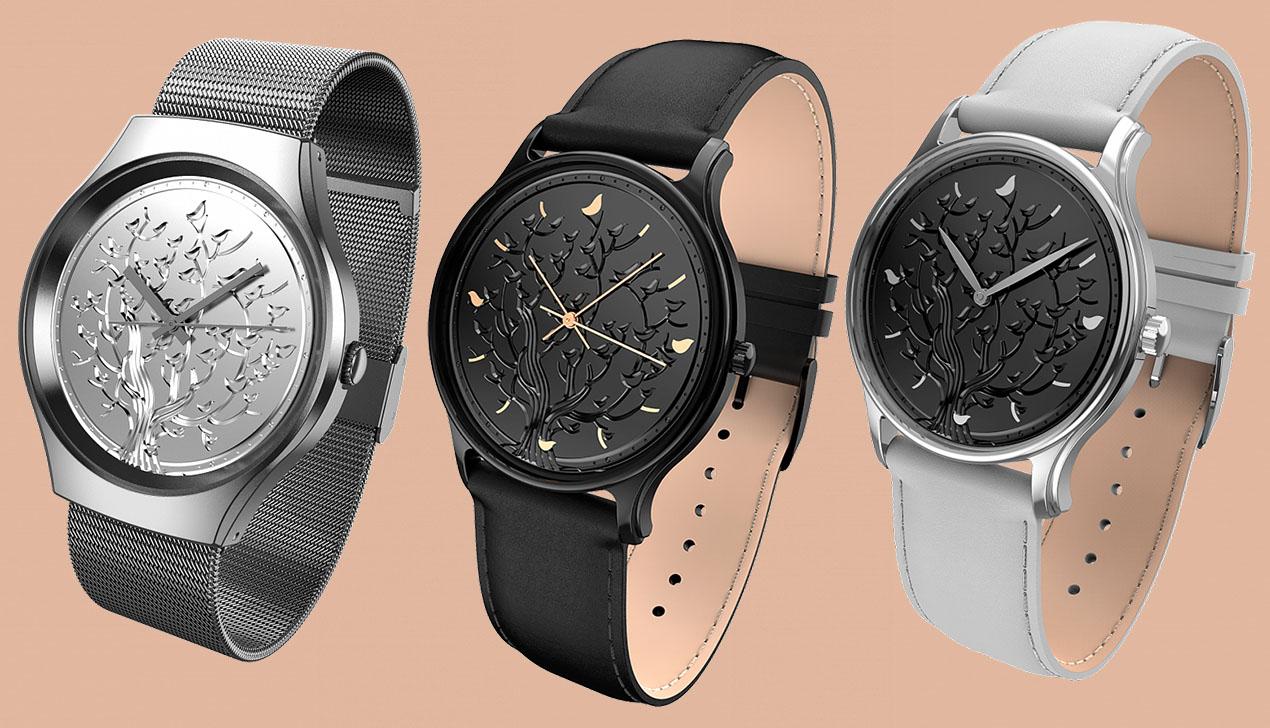 «Луч» выпускает лимитированную коллекцию часов, чтобы помочь детям
