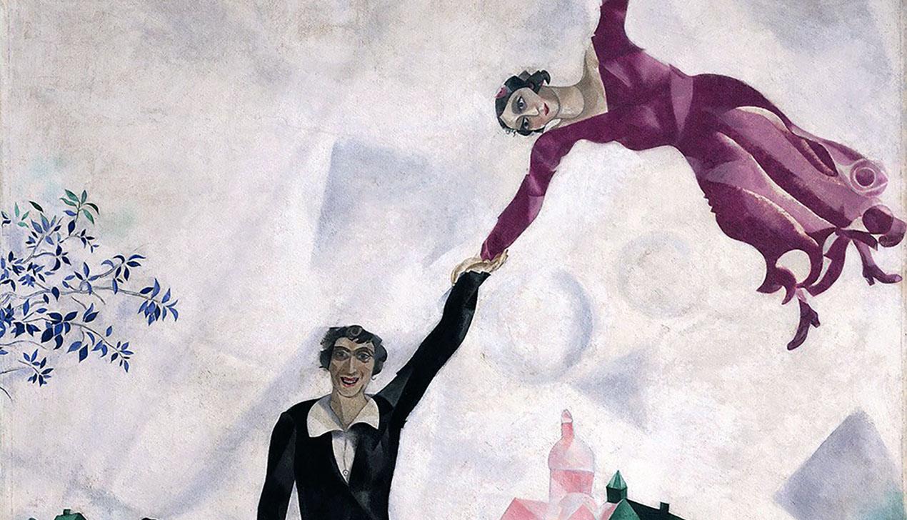 Картина Шагала помогла звезде футбола справиться с депрессией