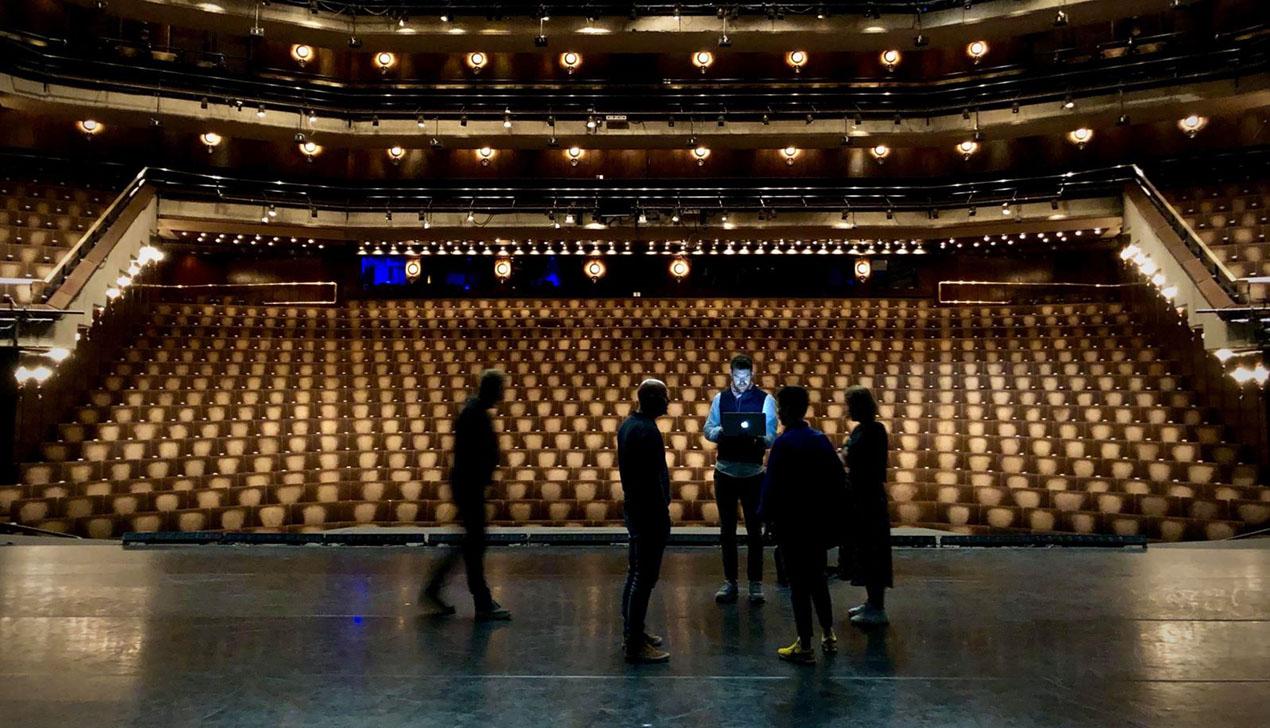 Свободный театр поставит «Собак Европы» Бахаревича на престижной лондонской сцене
