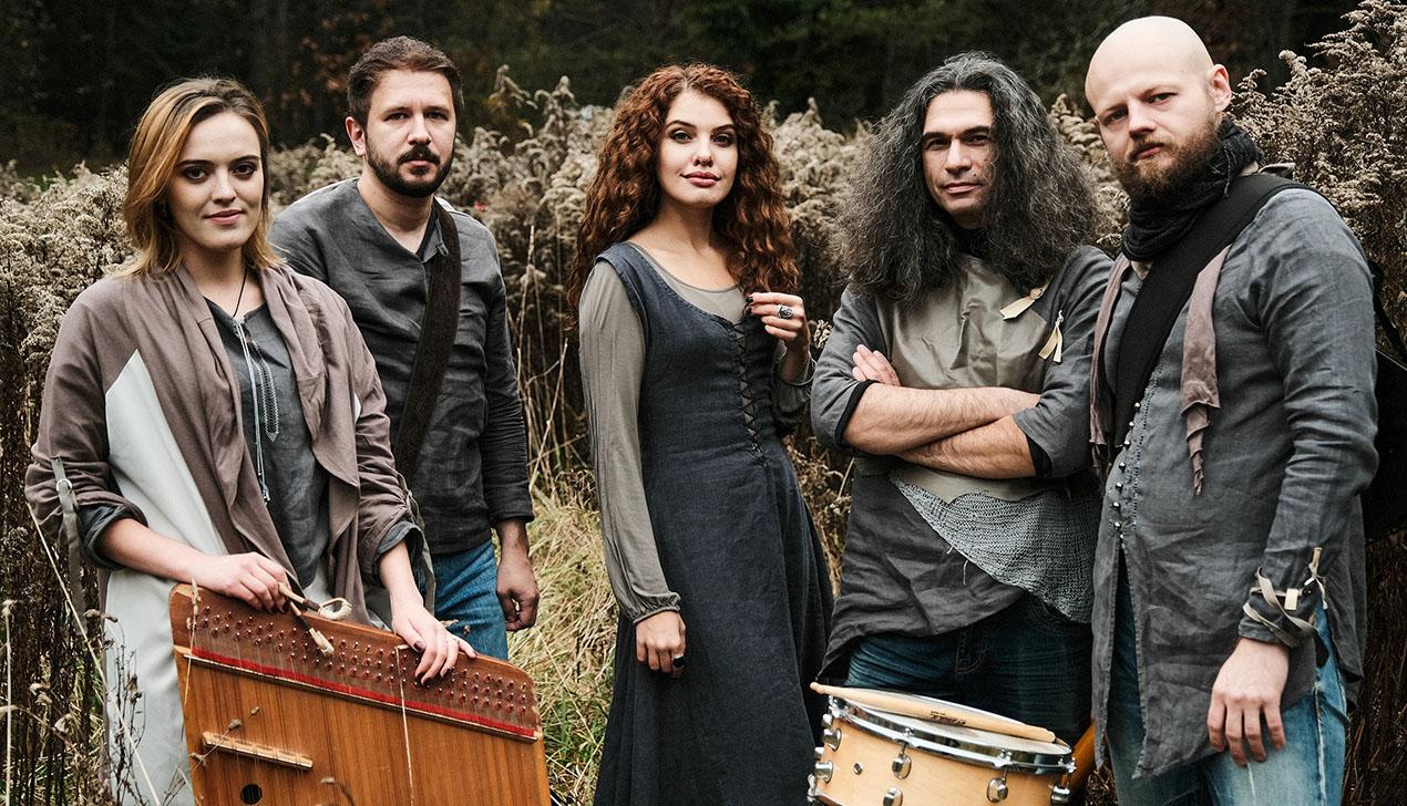 Kaciaryna Vadanosava & Fantasy Orchestra зладзяць прэзентацыю новага альбома