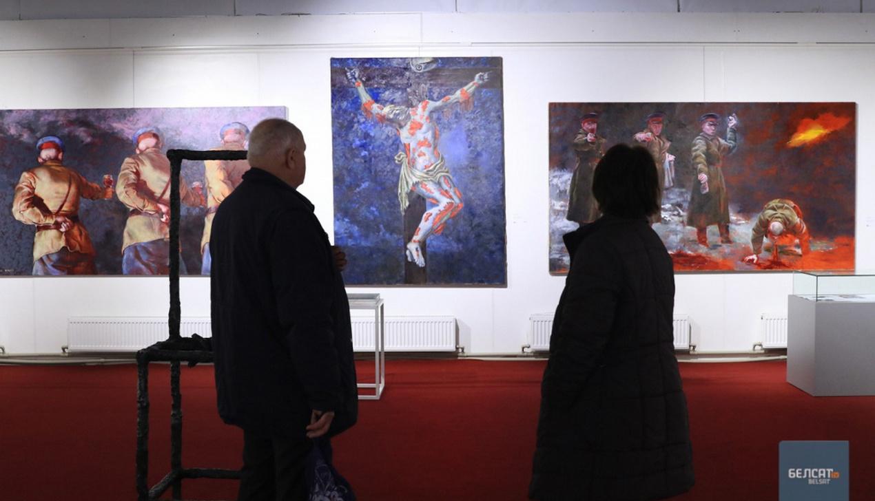 Беларусам показывают «Правду о Куропатах»
