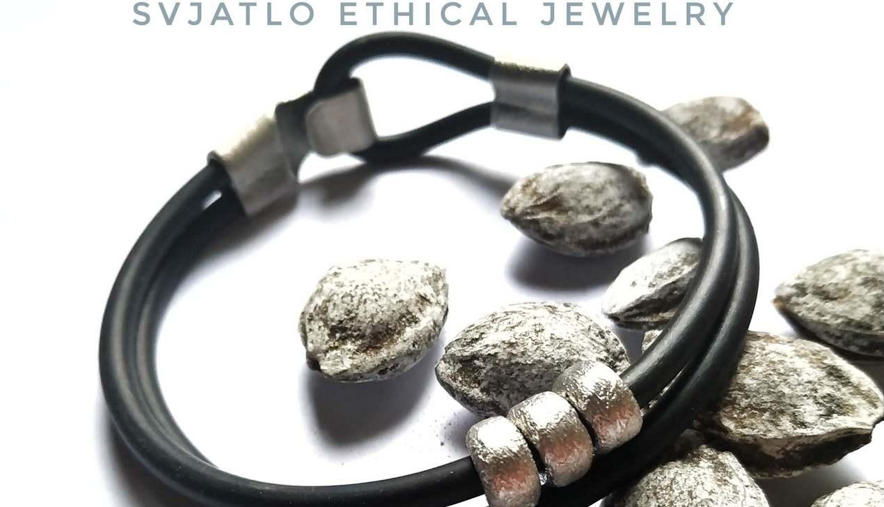 Обручальное кольцо из крыла самолета: в Беларуси появился бренд этичных украшений