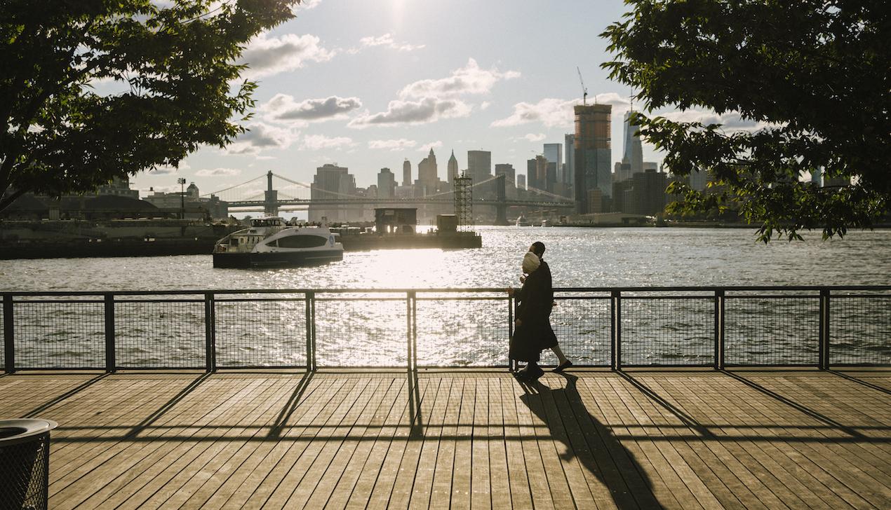 «Это не город, а эпическая поэма». Большое погружение в Нью-Йорк