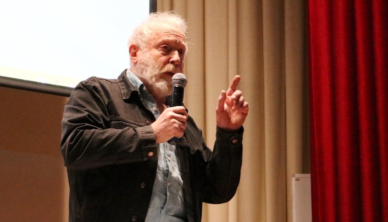 """Юрий Норштейн: «Делать кино — это писать себе письмо, которое ты получишь после титра """"Конец фильма""""»"""