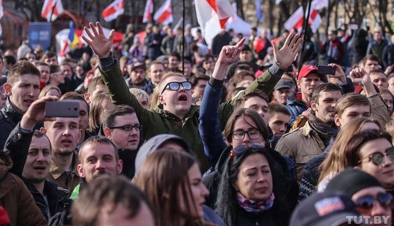 Организаторы Дня Воли отзывают заявку на проведение концерта и митинга. Во всем виноват коронавирус