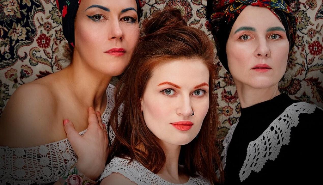 Беларуско-немецкая группа Kriwi выпустила новый мини-альбом